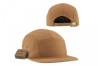 Casquette 5 Panel COAL THE RICHMOND SE Marron