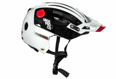Urge Endur-O-Matic 2 RH Mips Helmet Black White