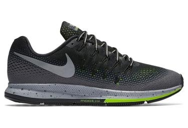 reputable site f097c 4181b Chaussures de Running Nike AIR ZOOM PEGASUS 33 SHIELD Gris