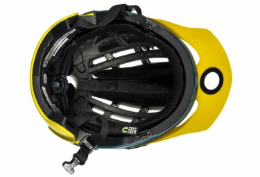 casque urge endur o matic 2 bleu jaune s m 54 57 cm