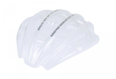 CASCO Helmet Rain Cover SPORTIV-TC PLUS Translucent
