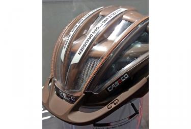 protection de pluie pour casque casco sportiv tc plus translucide l 58 62 cm