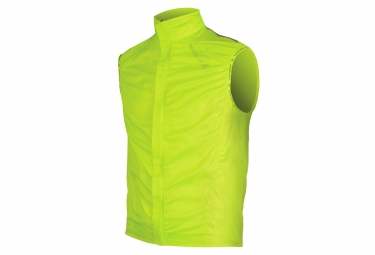 ENDURA Sleeveless Vest compact fluorescent yellow Pakagilet