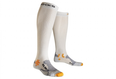 X-SOCKS SPEED METAL Energizer Silver Grey