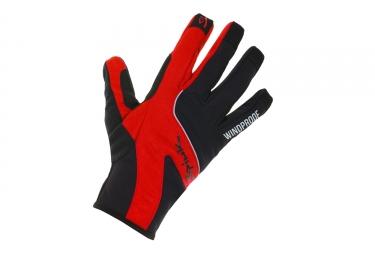 gants hiver spiuk 2017 xp essentials winter rouge noir s