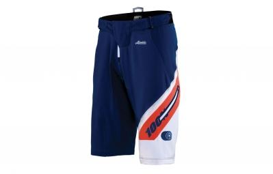 short avec peau 100 airmatic honor bleu 36