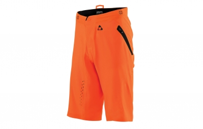 Short avec peau 100 celium orange 30