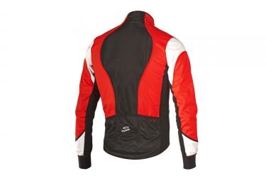 veste hiver spiuk race 2017 rouge m