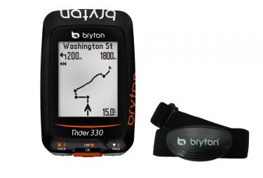 bryton compteur gps rider 330h