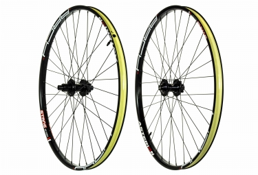 paire de roues asterion ztr arch mk3 29 15x100mm 142x12mm sram xd