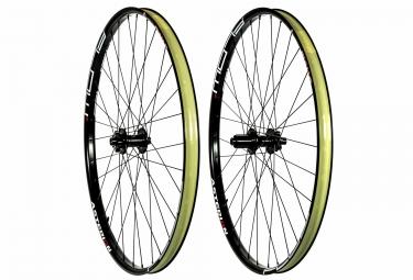 paire de roues asterion notubes ztr flow mk3 29 15x100mm 12x142mm shimano
