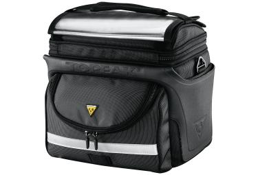 TOPEAK TOURGUIDE DX Handlebar Bag 7.7L Black