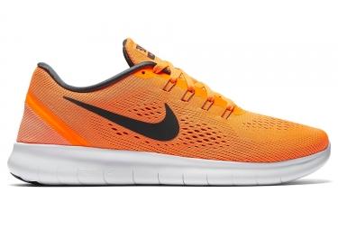 nike free rn 2016 orange homme 40 1 2