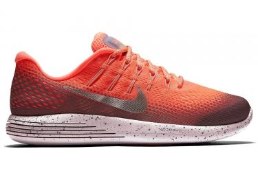 Nike lunarglide 8 shield orange femme 36 1 2