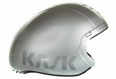 Casque KASK 2017 Bambino PRO Argent