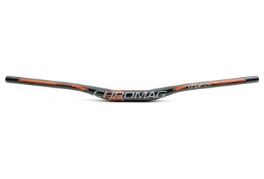 Cintre CHROMAG FUBARS OSX 35 800mm Hauteur 25mm Noir Orange