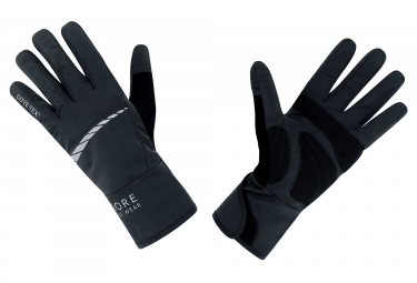 gants hiver gore bike wear road gore tex noir xxl