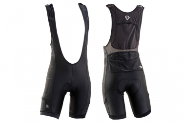 Race Face Stash Bib Short Black