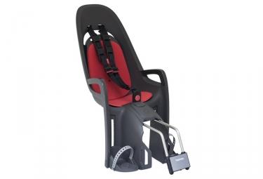 HAMAX ZENITH Child Bike Seat Grey Red