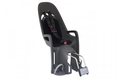 HAMAX ZENITH Child Bike Seat Grey Black