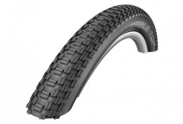 SCHWALBE TABLE TOP Tire 24 Tubetype Wired LiteSkin Dual Black