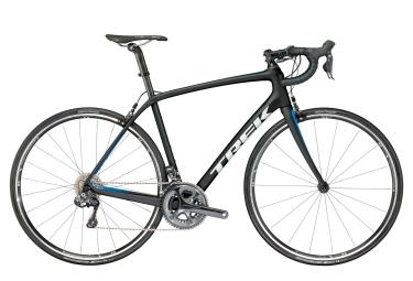velo de route trek 2017 domane sl 7 shimano ultegra di2 11v noir bleu 56 cm 173 181 cm