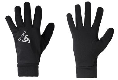 Paire de gants longs odlo zeroweight classic noir xs