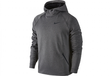 Sweat Homme NIKE THERMA-SPHERE Gris