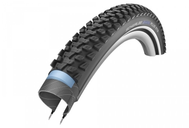 SCHWALBE MARATHON PLUS MTB Tire 26 Tubetype Wire TwinSkin SmartGuard Dual Compound E-Bike E-50