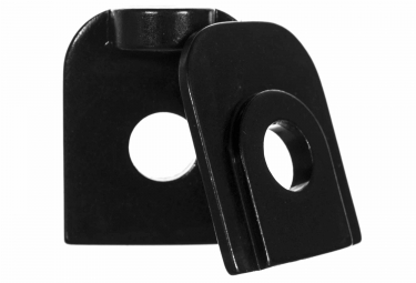 Adaptateur Axe DK AXLE BLOCK KIT 10mm Noir