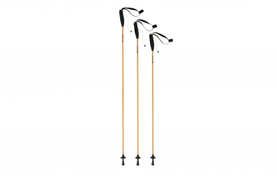 Bâtons de marche FERRINO EIGER CM125 Orange