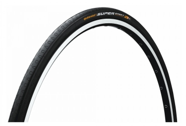 Pneu route continental super sport plus rigide noir 25 mm
