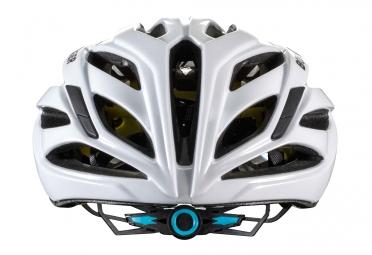 Casco Bontrager Circuit Mips Blanc / Bleu