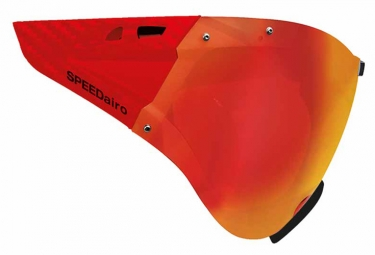 CASCO SPEEDMASK Replacement Visor Red