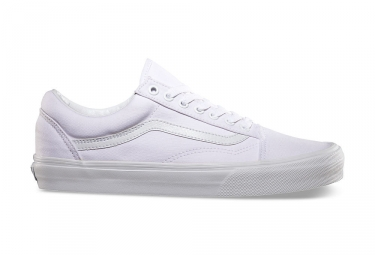 Sneaker Vans Zapatillas Vans OLD SKOOL TRUE Blanco