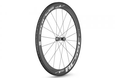 Roue avant dt swiss 2017 rc55 spline carbone pneu