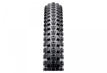 maxxis pneu crossmark ii 27 5 dual tubeless ready souple 2 25