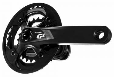 sram pedalier gx 1000 bb30 boitier non inclus 36 24 dents 11v noir 170