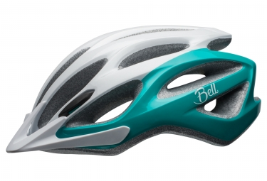 Casque Femme BELL COAST JOY RIDE Blanc Bleu