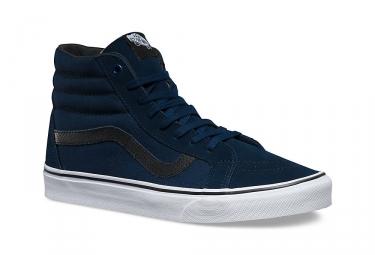 Chaussures VANS SK8-HI REISSUE Bleu Noir