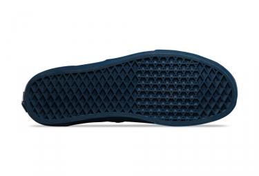 paire de chaussures vans era gold mono bleu 40