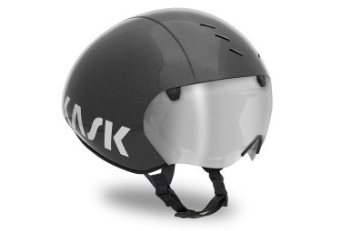 casque aero kask bambino pro gris anthracite m 55 58 cm