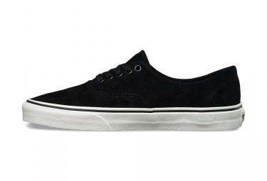 Paire de Chaussures VANS PIG SUEDE AUTHENTIC DECON Noir