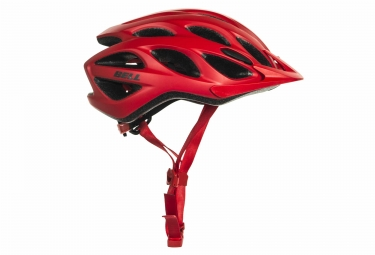 casque bell tracker rouge m 55 59 cm
