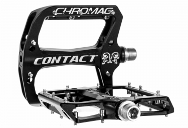 CHROMAG CONTACT Flat Pedals Black