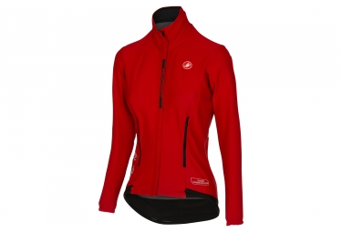 CASTELLI PERFETTO Women Jacket Black Red