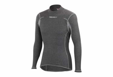 maillot castelli flanders warm gris s
