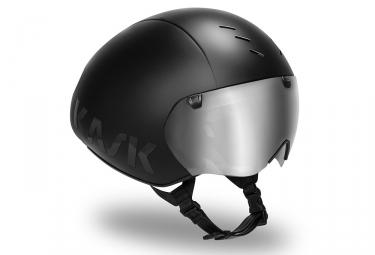 kask casque bambino pro noir mat l 59 62 cm