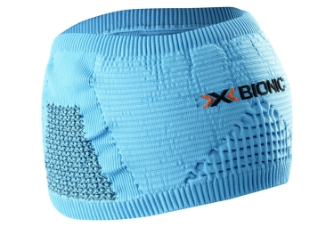 Bandeau X-BIONIC HEADBAND HIGH Bleu