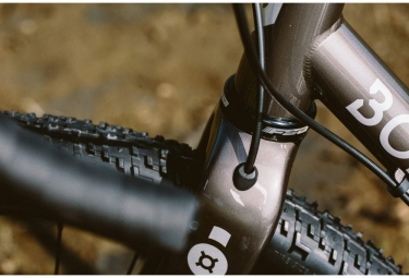 Gravel Bike Bombtrack Hook EXT Sram Rival 1X 2017 Gris